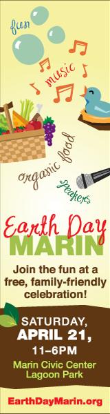 Earth Day Marin banner